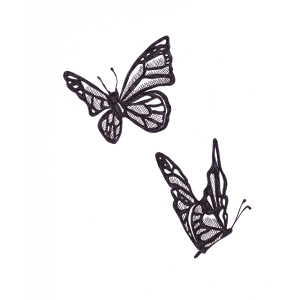 Bonnie butterflies